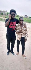Inba Tsoro ba shoot bushkiddo