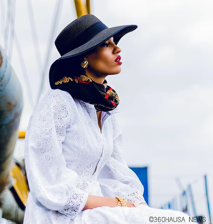 Ent. NEWS: Di'ja remains the most fashionable and beautiful female singer in Africa (See pictures)