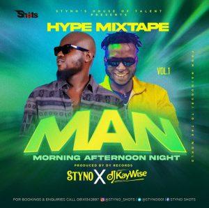 Hype man mixtape Dj kaywise mp3