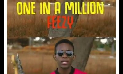AUDIO + VIDEO: Feezy - One in a million [ Download mp3 + Mp4]