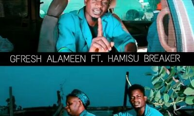 AUDIO + VIDEO: Gfresh Alameen feat. Hamisu breaker - Zainaba Gimbiya [Official video]