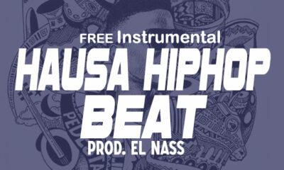 FREEBEAT: Hausa Hip Hop - Free Instrumental Beat (prod. El Nass)