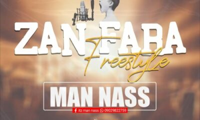 MUSIC: Man Nass - Zan Fara (Freestyle)