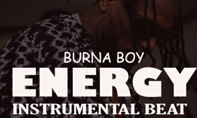 FREEBEAT: Burna Boy feat. Swae Lee - Energy Free instrumental