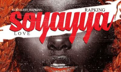 MUSIC: Rapking feat. Cynthia - Soyayya (Love)