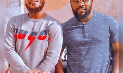 Ent. NEWS: Kheengz together with Falz announced their incoming collaboration (watch video)