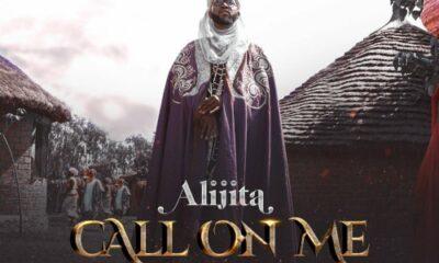 Ent. NEWS: Ali Jita Announced His New incoming Album titled - Call on Me