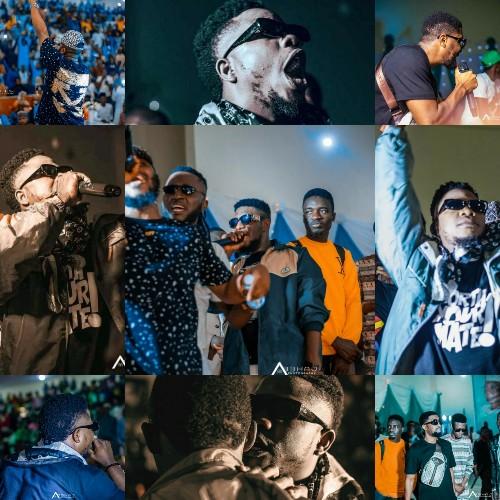 VIDEO: Dj AB, ClassiQ, Boc Madaki, Deezell, Kheengz, & Buzu king Complete Performance video at Kontagora Independence Fest