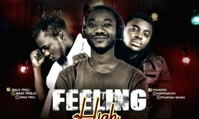 MUSIC: Dj Bombo feat. Imax Phill X 1P - Feeling High [Official Audio]