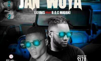 MUSIC: LilYaks feat. Boc Madaki - Jan Wuya [Download Mp3]