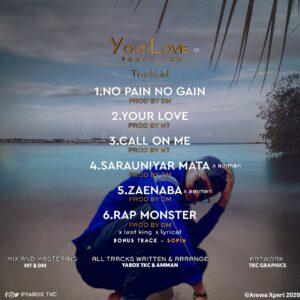 Yarox TKC Best Ep Arewa Album zip 2020