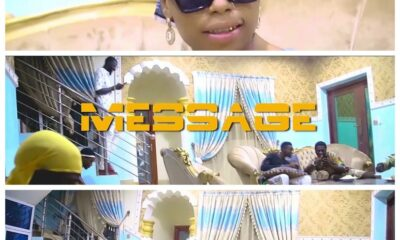 AUDIO + VIDEO: ALG Black Tiger - Message [Official Mp3 + Mp4]