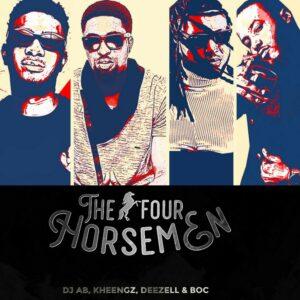 Ent. NEWS: Dj Ab, Boc Madaki, Kheengz and Deezell Collaborated to bring New Rap Album titled - The Four Horsemen Classiq New song 2020