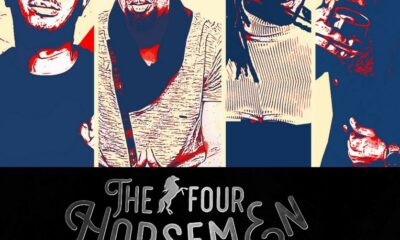 Ent. NEWS: Dj Ab, Boc Madaki, Kheengz and Deezell Collaborated to bring New Rap Album titled - The Four Horsemen Classiq New song 2020
