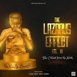 FREEBEAT ALBUM: NexCeZz BeatZz - The Lazarus Effect VI (The Coldest From The North)
