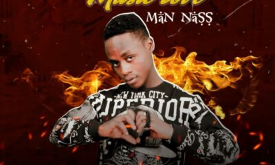 MUSIC: Man Nass - Music Love (Official Audio)