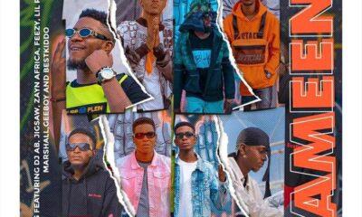 AUDIO + VIDEO: YNS - Ameen Feat. Dj AB, Jigsaw, Zayn Africa, Feezy, Lil Prince, Marshall, Geeboy, Bestkiddo