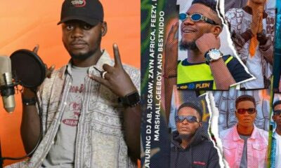 BREAKING: Chilling Daddy Accused YNS for Copying his song (KOMA) in their new Cypher AMEEN