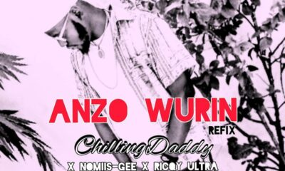 MUSIC: Chilling Daddy Feat. Nomiis Gee x Ricqy Ultra - Anzo Wurin (Refix)