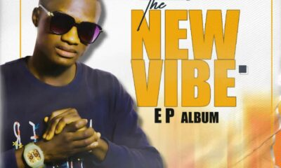 EP: Lil E (YMG) - The New Vibe Ep Album