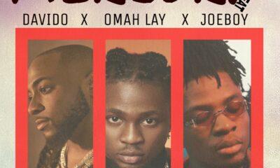 FREEBEAT: Afrobeat Mercury 2020 - Davido x Omah Lay x Joeboy Type instrumental