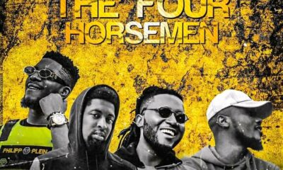 EP: Dj AB x Boc Madaki x Kheengz x Deezell - The Four Horsemen [Download Mp3 + Zip]