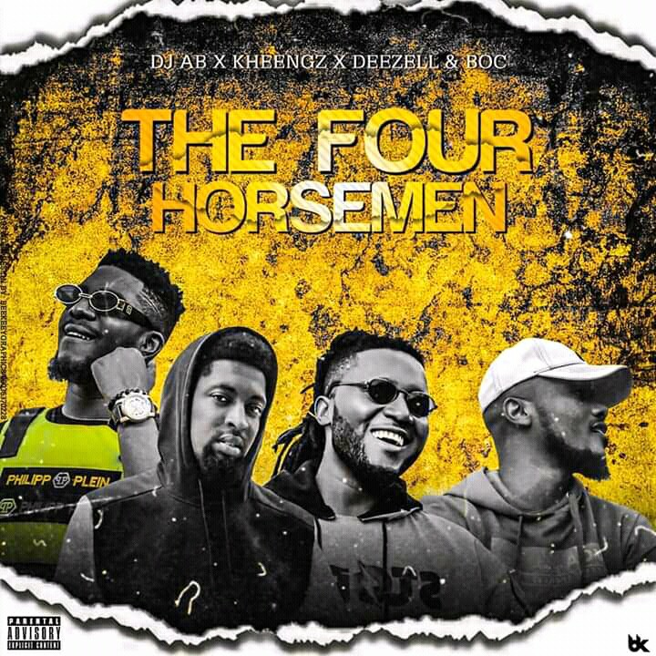 EP: Dj AB x Boc Madaki x Kheengz x Deezell - The Four Horsemen [Download Mp3 + Zip]