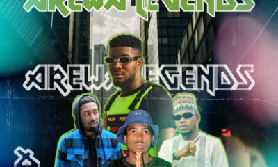 MUSIC: Chief Guy - Arewa Legends ( Classiq x Dj AB x Deezell )