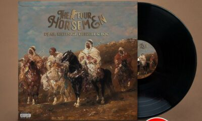 T4HM ALBUM: The Four Horsemen Cypher Feat. Kheengz x Deezell x Boc Madaki x Dj AB