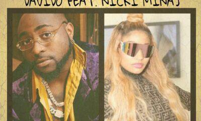 FREEBEAT: Davido Feat. Nicki Minaj - Holy Ground Instrumental