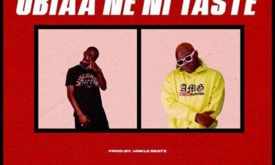 MUSIC: Angla Boy feat. Medikal – Obiaa Ne Ni Taste