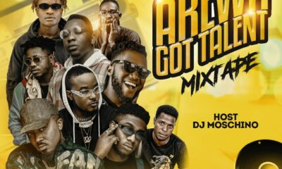DJ MIXTAPE: Arewa Got Talent Mixtape Vol.1 - Hosted By Dj Moschino