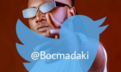 BREAKING: Boc Madaki just Created New Tweeter account after his official one hacked days back
