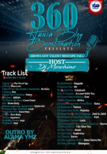 Best African World Dj Mixtape Dj Baddo Kaywise