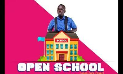 MUSIC: Ajeezay – Open School (Kuami Eugene Open Gate Cover)