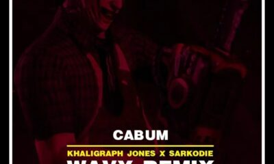 MUSIC: Cabum – Wavy Remix Ft Khaligraph x Sarkodie