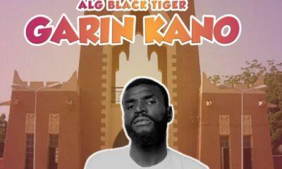 AUDIO + VIDEO: ALG Black Tiger - Garin Kano