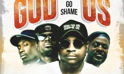 MUSIC: Kel Cypha Feat. Kevinwords x Pherowshuz x DIA - God No Go Shame Us (Reloaded)