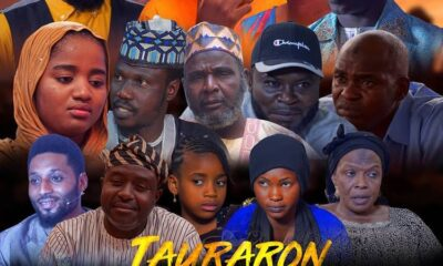 BREAKING: TY Shaban Set to release his Musical Hausa Movie on Youtube - Tauraron Boye (Hidden Star)
