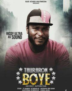 Ricqy Ultra tauraron Boye