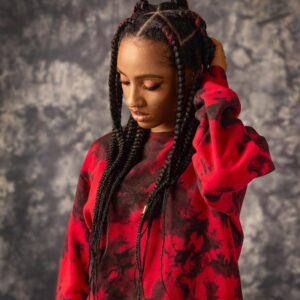 Ent. NEWS: Di'ja Celebrated as her Official Video (Wuta) Hits  1Million views
