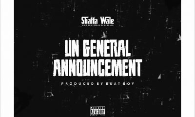 MUSIC: Shatta Wale – UN General Announcement Part 1 (Samini Diss) Mp3