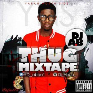 Dj Ab Thug Mixtape YNS cypher
