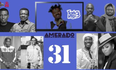 VIDEO: Amerado – Yeete Nsem (Episode 31)