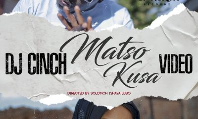 VIDEO: Dj Cinch - Matso Kusa Official Video