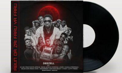 FREEBEAT: Deezell Feat Dj AB x Feezy - Duk Abinda Zai faru Ya Faru Instrumental Mp3