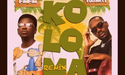 MUSIC: Fimfim feat. Tulenkey - Koloma (Remix) Mp3 Download
