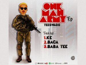 TeeSwagg new Album One Man Army tracklist