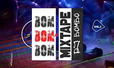 DJ MIX: Bom Bom Bom Arewa Hiphop Mix By Dj Bombo