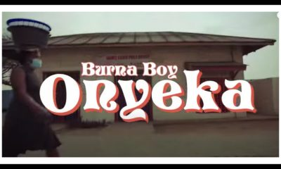 VIDEO: Burna Boy – Onyeka (Official Video)
